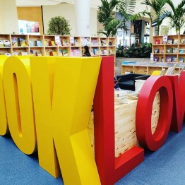 EVENTO BOOK LOVER'S KIDS - CENTER NORTE