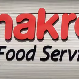 MAKRO FOOD SERVICE - PALESTRA DENTRO DO CD.MAKRO FOOD